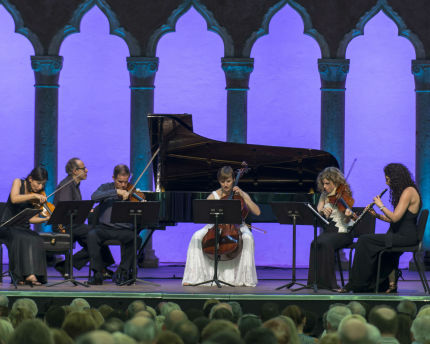 MCH at Caramoor