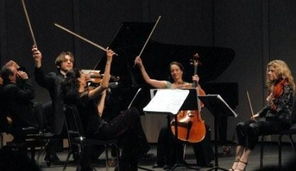 Music from Copland House in Concert