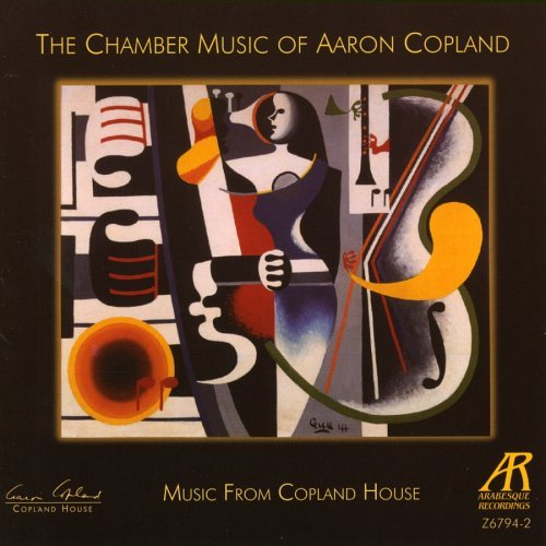 Chamber Music of Aaron Copland